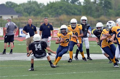 Youth Football Drills | Position Drill Library | Speed ...