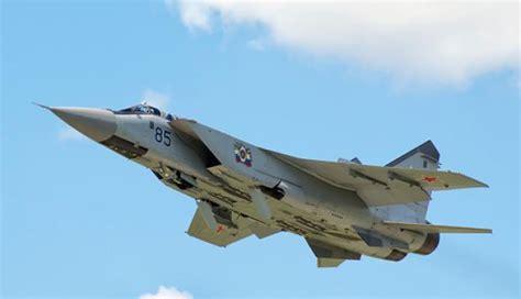 YouTube: Conoce el MiG 31, el avión caza más rápido del ...