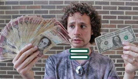 YouTube: ¿cuál es el valor que tieneun dólar en Venezuela ...