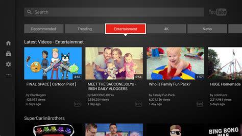 YouTube gets a new TV app | TechCrunch