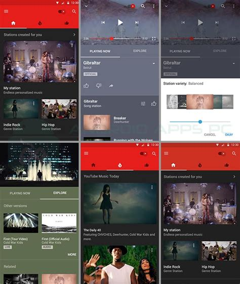 YouTube Music for PC Windows 7/8/8.1/10/XP or Mac OS X ...