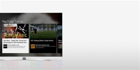 YouTube Smart TV App for LG Smart TV with webOS | LG USA