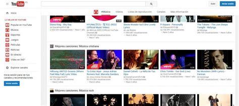 Youtube Tiene Un Canal Oficial Con Vídeos De Música ...