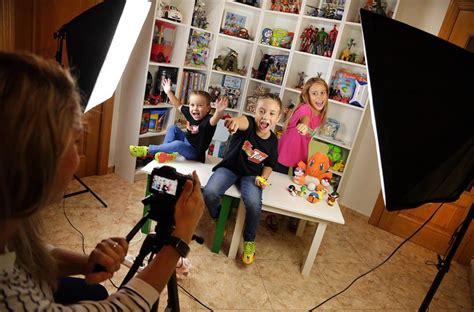 YouTube y el negocio de los niños youtubers