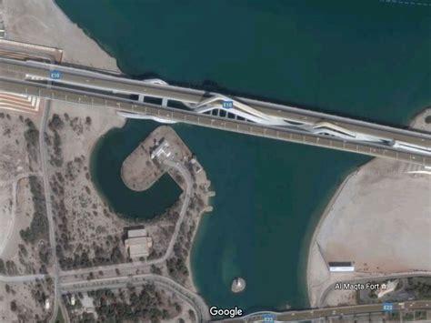 Zaha Hadid vista desde Google Maps