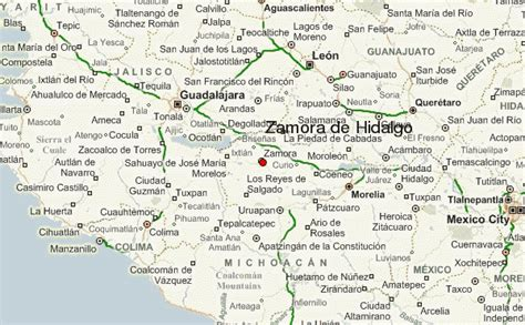 Zamora Location Guide
