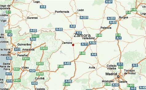 Zamora, Spain Location Guide