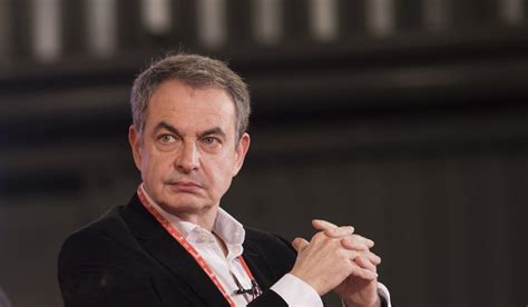 Zapatero anima a Sánchez a seguir con el diálogo con los ...