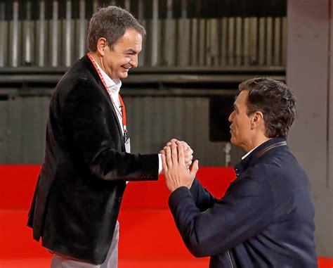 Zapatero apela a la