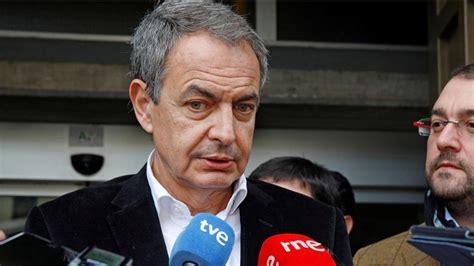 Zapatero niega que los independentistas sean golpistas y ...