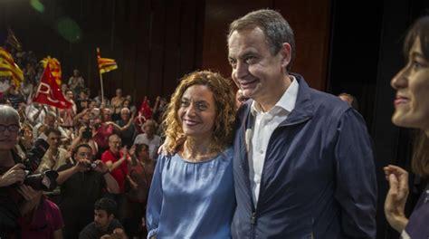 Zapatero responde a los elogios de Iglesias: