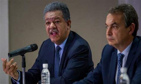 Zapatero y Fernández, mediadores diálogo venezolano, se ...