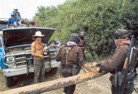 Zapatista Army of National Liberation  EZLN