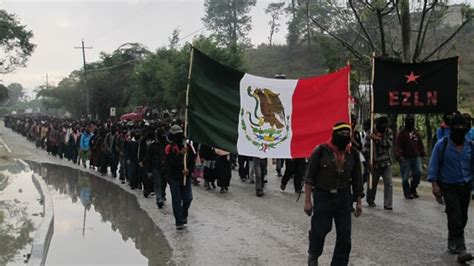 Zapatista National Liberation Army | Otis  Blog