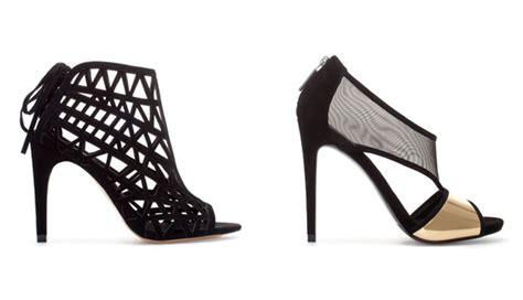 Zapatos de fiesta de Zara para Nochevieja