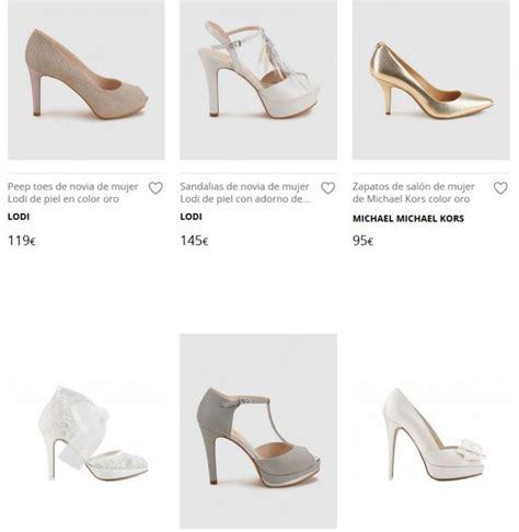 Zapatos de Novia y Fiesta en El corte Inglés - 2018 ...