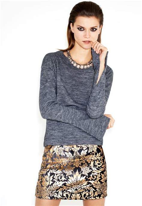 Zara fiesta otoño invierno 2012 2013 | demujer moda