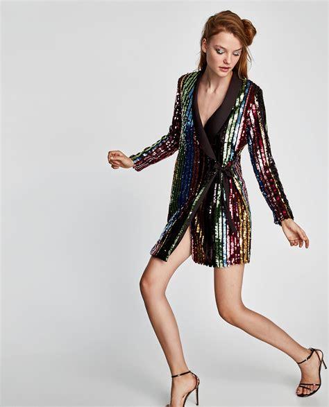 Zara: o vestido para a Passagem de Ano esgotou, mas já há ...