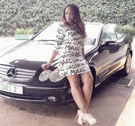 Zari The boss Lady is back in Kampala with a new ...