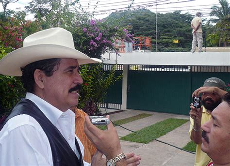 Zelaya acusa a EEUU de validar golpe de estado al ...