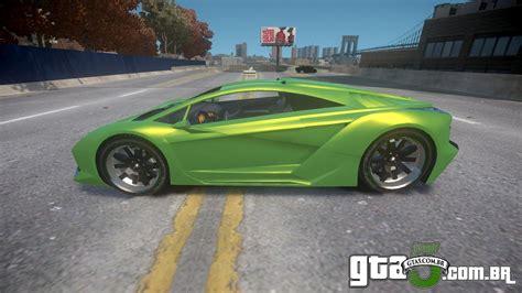 Zentorno GTA IV 9 - GTA 5