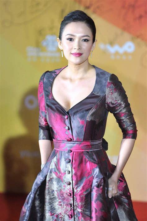 Zhang Ziyi, la actriz de 'Memorias de una Geisha' da a luz ...