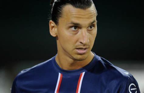 Zlatan Ibrahimovic : son gros nez fait le buzz !   Africa ...