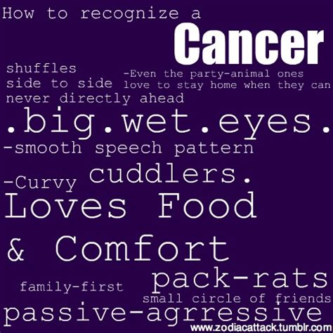 Zodiac Cancer Quotes. QuotesGram