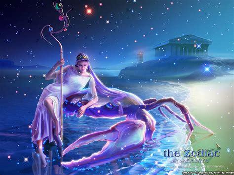 Zodiac sign cancer   Fantasy Photo  16799897    Fanpop