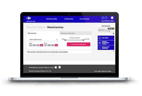 Zona Cliente - Servicios Financieros Carrefour