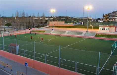 Zona Esportiva Municipal de Bellavista - Ajuntament de les ...
