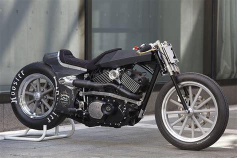 Zonnevlek Harley Davidson Street 750 | Return of the Cafe ...
