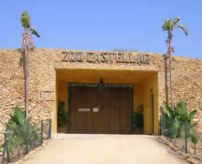 Zoo de Castellar - Web oficial de turismo de Andalucía
