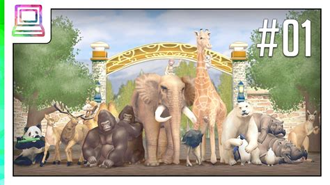 Zoo Empire (part 1) - YouTube