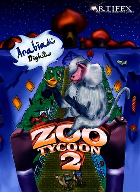 Zoo Tycoon 2: Arabian Nights | Zoo Tycoon Wiki | FANDOM ...