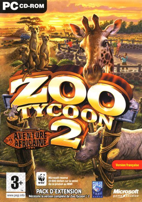 Zoo Tycoon 2 : Aventure Africaine sur PC   jeuxvideo.com