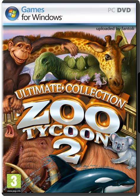 Zoo Tycoon 2 Expansiones: Zoo Tycoon 2: Ultimate ...