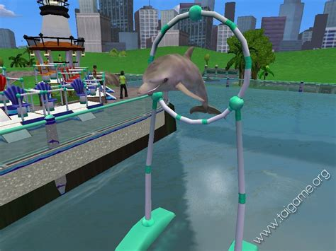 Zoo Tycoon 2: Marine Mania full game free pc, download ...