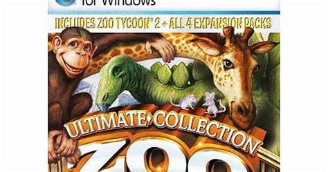 Zoo Tycoon 2 Ultimate Collection | Free Download Dragon ...