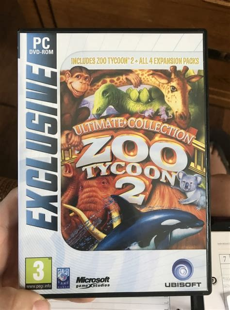Zoo Tycoon 2 Ultimate Edition Download - Best Image Konpax ...