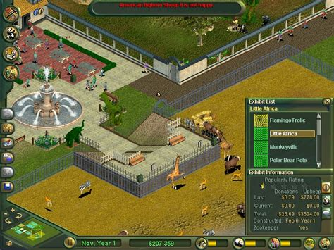 Zoo Tycoon  2001  full game free pc, download, play. Zoo ...