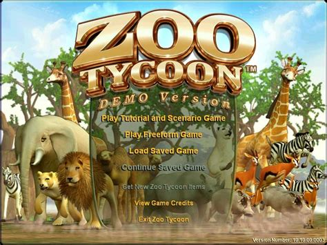 Zoo Tycoon - Download