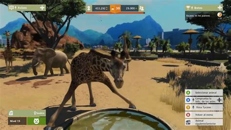 ZOO TYCOON EN XBOX ONE: LIBERTAD | WILLYREX Y VEGETTA ...