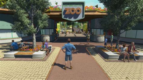 Zoo Tycoon Gameplay   Creating and Exploring Your Zoo ...