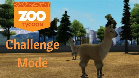 Zoo Tycoon Ultimate Animal Collection - Challenge - Rocky ...