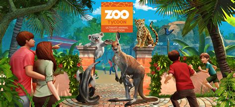 Zoo Tycoon: Ultimate Animal Collection for Xbox One and ...
