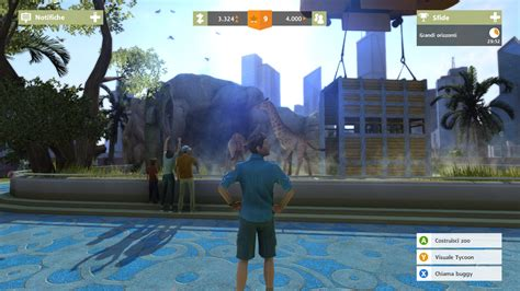 Zoo Tycoon Ultimate Animal Collection Recensione PC Xbox ...