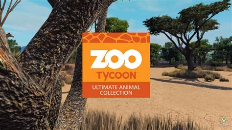 Zoo Tycoon: Ultimate Animal Collection Trailer ...