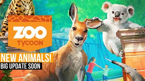 ZOO TYCOON: ULTIMATE ANIMAL COLLECTION! Trailer, New ...
