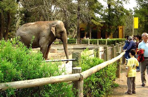 Zoológico de Córdoba, un paseo para toda la familia